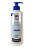 Neutrogena hloubkově hydratační mléko tělové suchá pleť 400 ml