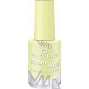 Essence Colour & Go lak na nehty 51 Mellow Yellow 5 ml