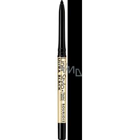 Bourjois Liner Stylo Ultra Black Eyeliner automatická tužka na oči 61 Ultra Black 0,28 g