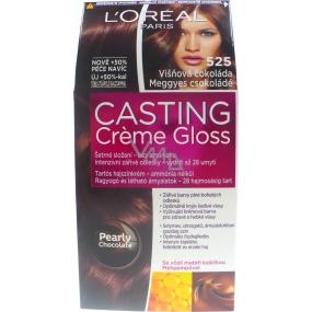 Loreal Paris Casting Creme Gloss barva na vlasy 525 Višňová čokoláda