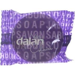 Dalan Colours fialové toaletní mýdlo 40 g