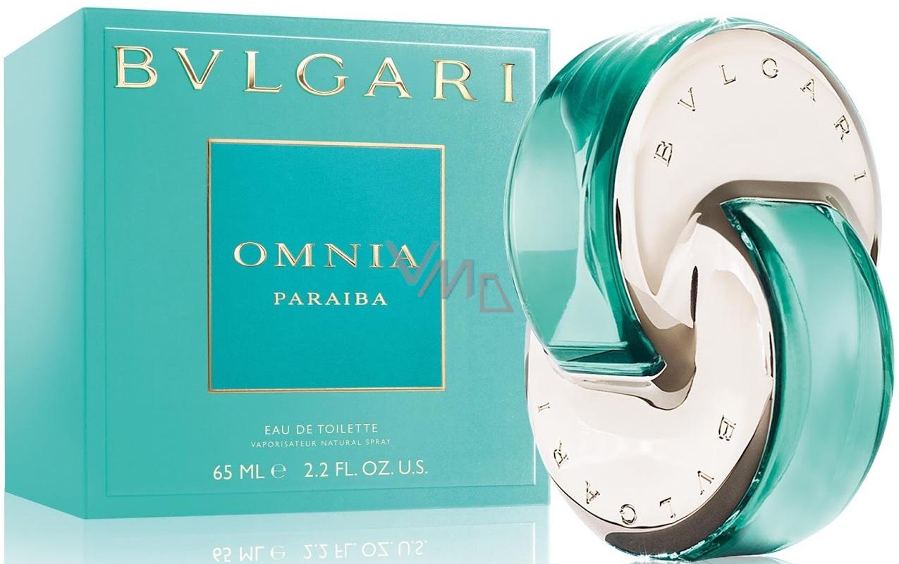 Bvlgari Omnia Paraiba toaletní voda pro ženy 65 ml