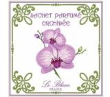 Le Blanc Orchidée - Orchidej Vonný sáček 11 x 11 cm 8 g
