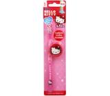 Hello Kitty Soft kartáček na zuby s krytkou pro děti