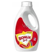 Bonux Color 3v1 tekutý prací gel 20 dávek 1,3 l