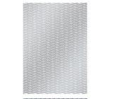 Ditipo Balicí papír Trendy colours 100 x 70, 2 kusy, šedo bílý