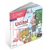 Albi Kouzelné čtení interaktivní minikniha Učitel, věk 5+