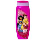 BS Princess 2v1 sprchový gel +pěna do koupele pro děti 400 ml
