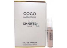 Chanel Coco Mademoiselle parfémovaná voda pro ženy 1,5 ml s rozprašovačem, Vialka