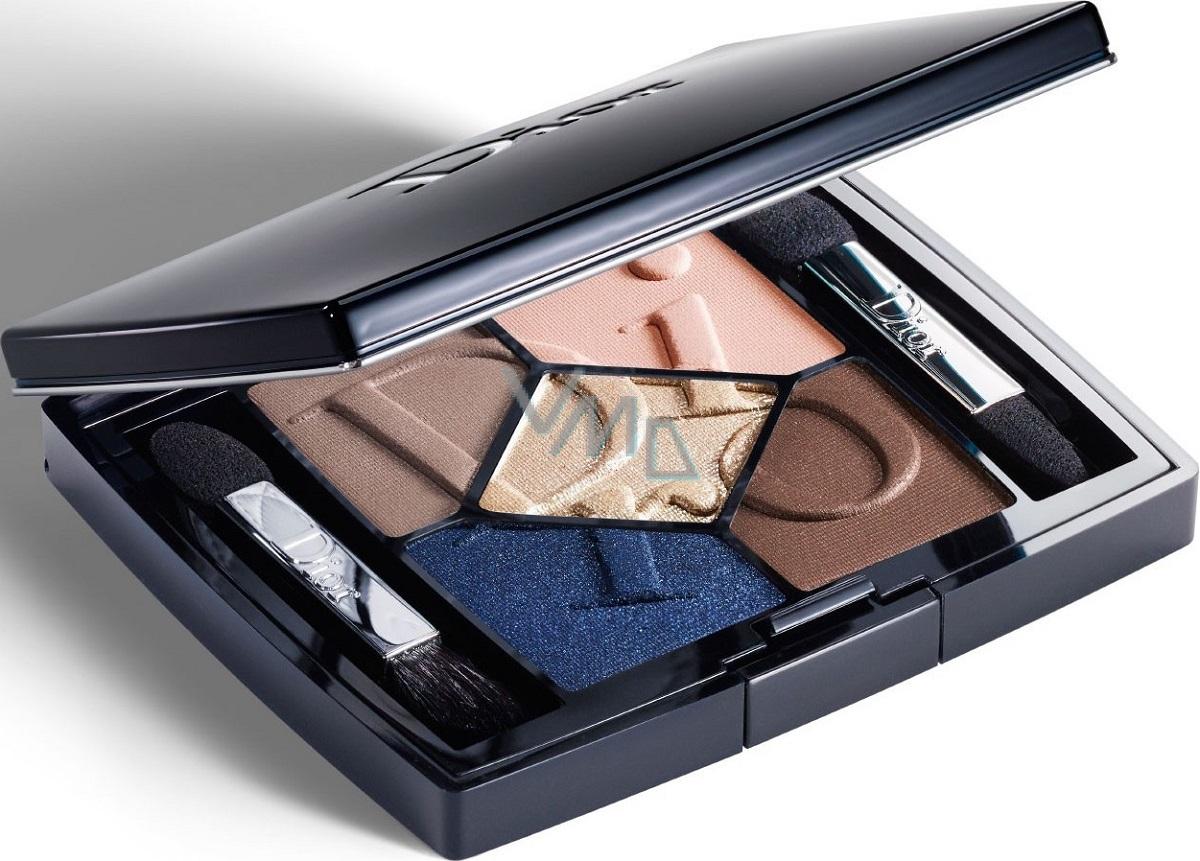 Dior 5 Couleurs Cosmopolite paletka 5ti očních stínů 766 Exuberante 6 g