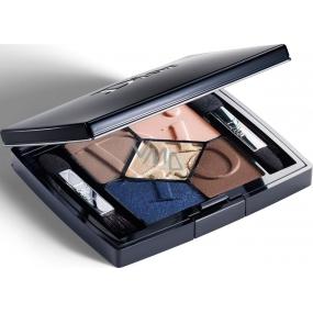 Christian Dior 5 Couleurs Cosmopolite paletka 5ti očních stínů 766 Exuberante 6 g