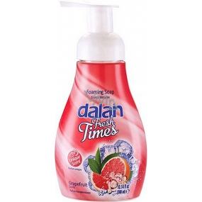 Dalan Fresh Times Grapfruit pěnivé tekuté mýdlo dávkovač 300 ml