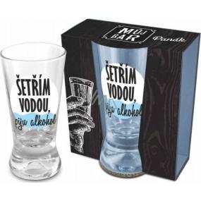 Albi Můj Bar Panák Šetřím vodou, piju alkohol 50 ml