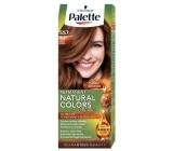 Schwarzkopf Palette Permanent Natural Colors Creme barva na vlasy 557 Měděně plavý