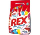 Rex Max Effect Color 2v1 Japanese Garden prací prášek 20 dávek 1,4 kg