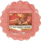 Yankee Candle Home Sweet Home - Ó sladký domove vonný vosk do aromalampy 22 g
