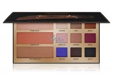 Makeup Revolution Beauty Legacy Palette by Maxineczka multifunkční paletka 19,8 g