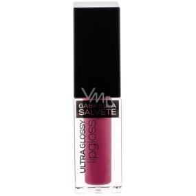 Gabriella Salvete Ultra Glossy Lipgloss lesk pro plný objem rtů pro ženy 05 4 ml