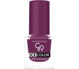 Golden Rose Ice Color Nail Lacquer lak na nehty mini 130 6 ml