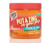 Dirty Works Put a Zing chladivý tělový peeling 400 ml
