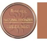 Rimmel London Natural Bronzer pudr 022 Sun Bronze 14 g