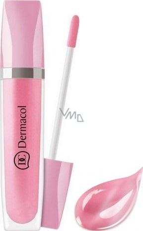 Dermacol Shimmering Lip Gloss třpytivý lesk na rty 05 8 ml