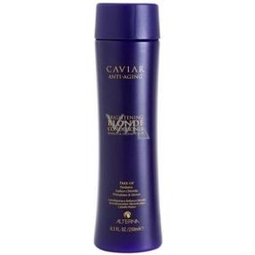 Alterna Caviar Blonde Brightening Blond Conditioner Rozjasňující kondicionér pro blond vlasy 250 ml