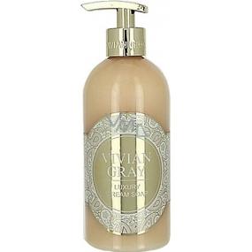 Vivian Gray Sweet Vanilla Luxusní krémové mýdlo 500 ml
