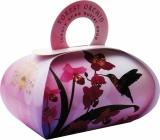 English Soap Forest Orchid Přírodní parfémované mýdlo s bambuckým máslem 260g