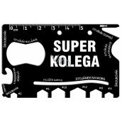 Albi Multinářadí do peněženky Super kolega 8,5 cm x 5,3 cm x 0,2 cm