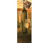 Nekupto Taška dárková na láhev 10 x 33 x 9 cm 1727 50 KFLH