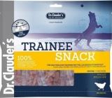 Dr. Clauders Trainee Snack Kuřecí sušené kostičky masové kostičky doplňkové krmivo 100% masa pro psy 500 g