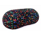 Albi Relaxační polštář Barevné tečky 43 x 15 cm