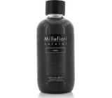 Millefiori Milano Natural Nero - Černá Náplň difuzéru pro vonná stébla 250 ml