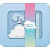 Ariana Grande Cloud parfémovaná voda pro ženy 30 ml + parfémovaná voda 10 ml, dárková sada