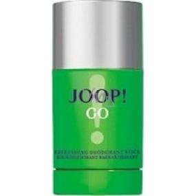 am besten auswählen Super süße letzte Auswahl Joop! Go deodorant stick pro muže 75 ml