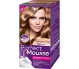 Schwarzkopf Perfect Mousse Permanent Foam Color barva na vlasy 750 Pralinka