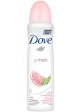 Dove Go Fresh Granátové jablko & Verbena antiperspirant deodorant sprej pro ženy 150 ml