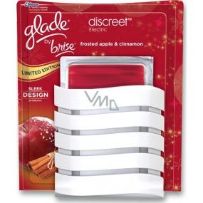 Glade by Brise Discreet Electric Jablko a skořice elektrický osvěžovač vzduchu 12 g