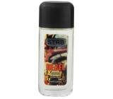 Str8 Rebel parfémovaný deodorant sklo pro muže 85 ml