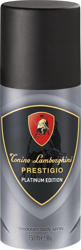 tonino lamborghini prestigio platinum edition deodorant spre