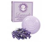 Jeanne en Provence Lavande Levandule tuhé toaletní mýdlo 100 g