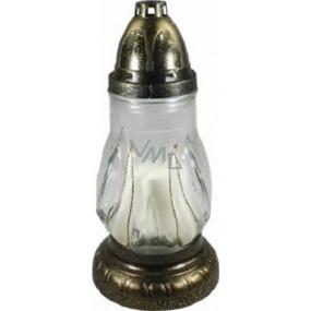 Rolchem Lampa skleněná Střední Z26 24 cm
