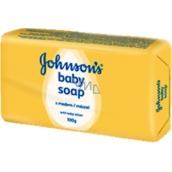 Johnsons Baby Med toaletní mýdlo pro děti 100 g