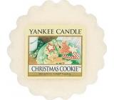 Yankee Candle Christmas Cookie - Vánoční cukroví vonný vosk do aromalampy 22 g