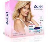 Astrid Aqua Time denní a noční krém 50 ml + micelární voda 200 ml, kosmetická sada