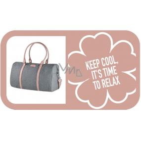 DÁREK Payot Cestovní taška v trendovém a nadčasovém provedení 43 x 16 x 6 cm 2019