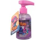Trollové Tekuté mýdlo se zvuky pro děti 250 ml