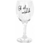 Albi Můj Bar Sklenka na víno 1980 270 ml