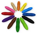 Y-Plus+ Peanut voskovky pro děti 12 barev